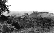 Beeston, And Peckforten Castles c.1955