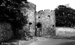 Beeston, Castle c.1955
