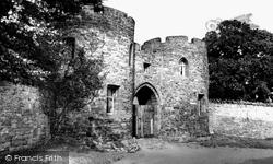 Beeston, Castle Entrance c.1955