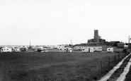 Beeston Regis, Caravan Site c1955