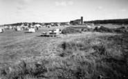 Beeston Regis, The Camping Site c.1960