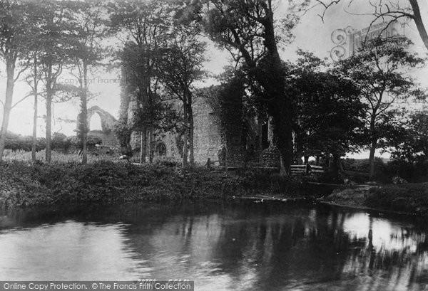 Beeston Regis, The Priory 1891