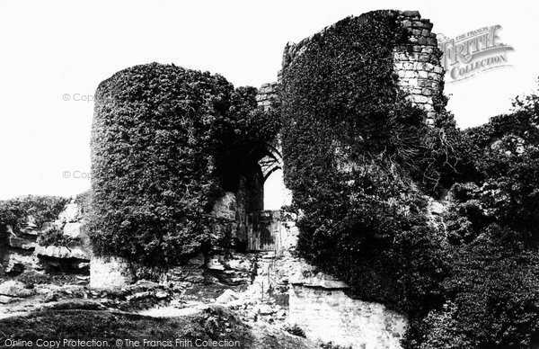Beeston, The Castle 1888