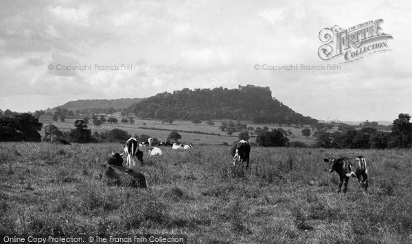 Beeston, The Castle c.1955