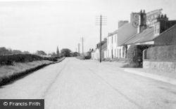 Beeswing, Village c.1955