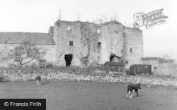 Beetham, Beetham Hall 1958