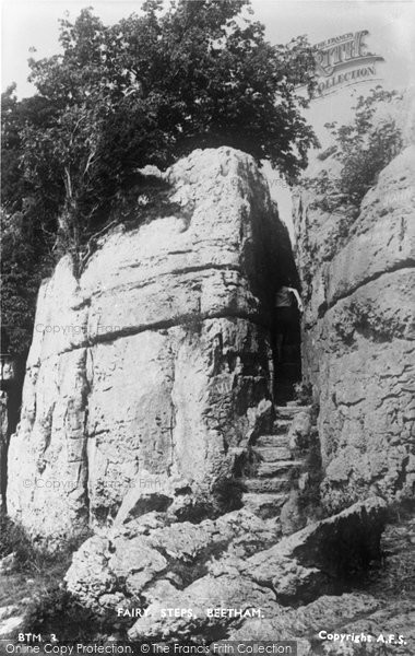 Beetham, Fairy Steps c.1950