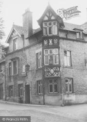Wheatsheaf Hotel c.1965, Beetham