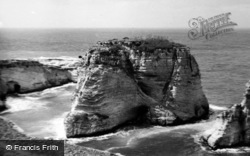 Beirut, Pigeon Rock 1965
