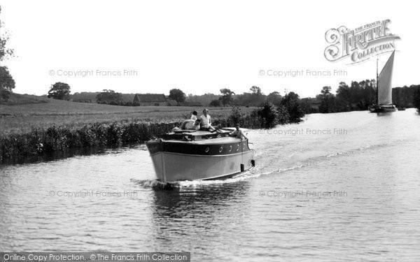 Belaugh, Cruising c.1930