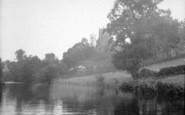 Belaugh, River Bure And Church 1934