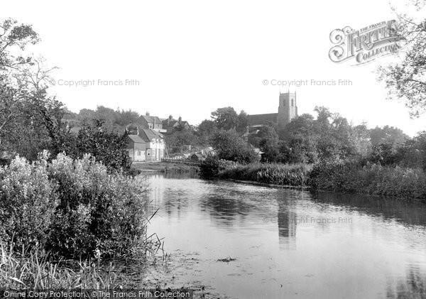 Belaugh, St Peter's Church 1921