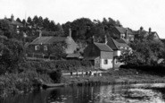 Belaugh, The Village And River Bure c.1930