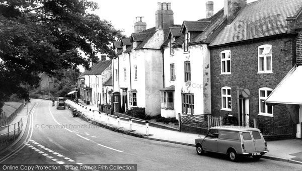 Belbroughton, High Street c.1965