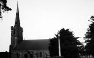 Belbroughton, The Parish Church c.1965