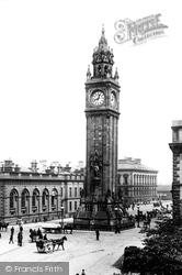 Belfast, Albert Memorial 1897