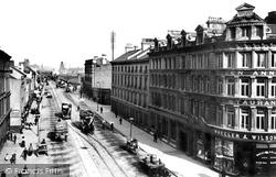 Belfast, Ann Street 1897