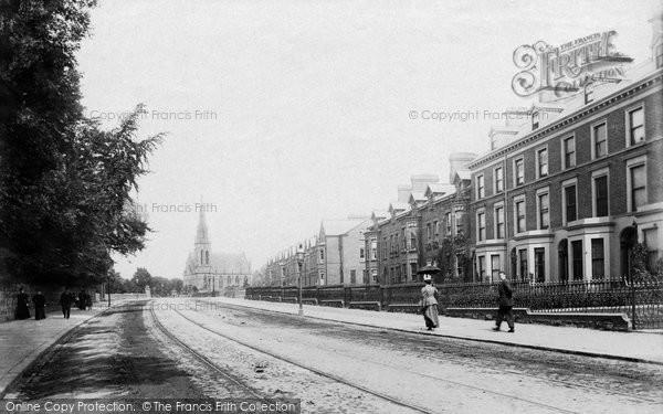Photo of Belfast, Antrim Road 1897