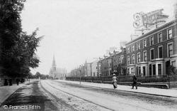 Belfast, Antrim Road 1897
