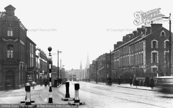 Photo of Belfast, Antrim Road 1936