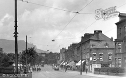 Belfast, Antrim Road And Cave Hill 1936
