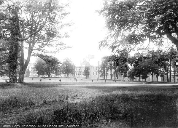 Photo of Belfast, Campbell College 1897