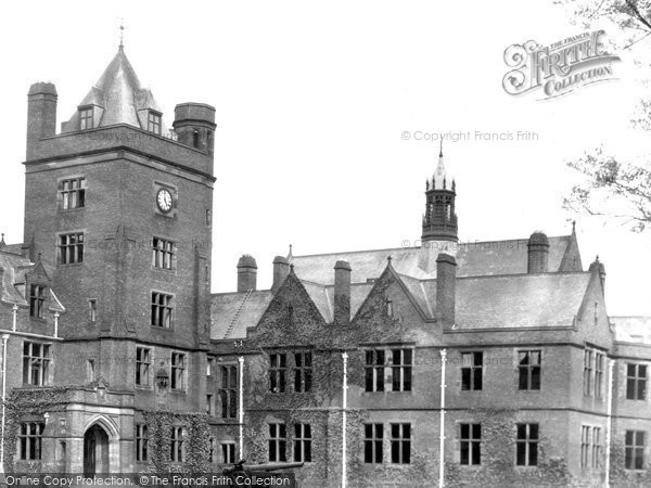 Photo of Belfast, Campbell College 1936