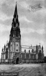 Belfast, Carlisle Memorial (Methodist)  Church c.1910