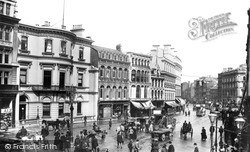 Belfast, Castle Place 1897