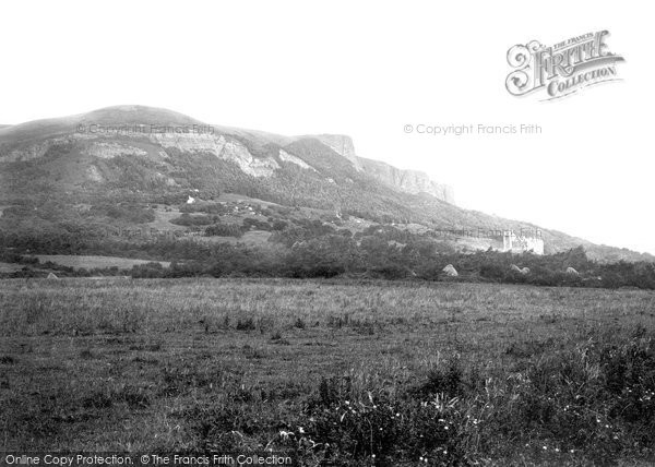 Photo of Belfast, Cave Hill 1897