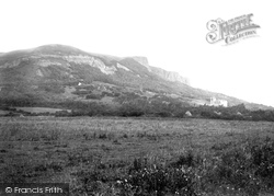 Belfast, Cave Hill 1897
