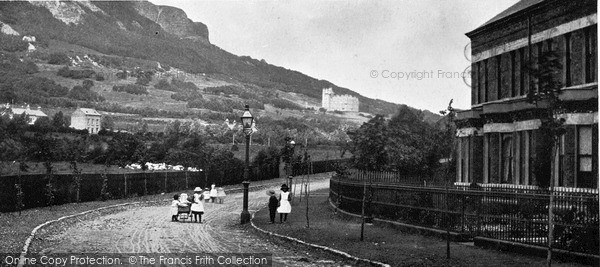 Photo of Belfast, Cave Hill c.1910