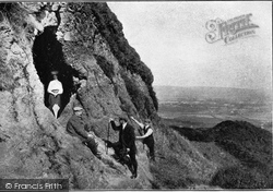 Belfast, Cave Hill c.1910