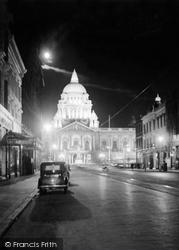 Belfast, City Hall By Night 1937