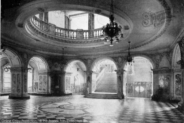Photo of Belfast, City Hall Interior c.1910