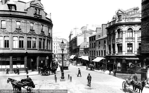 Photo of Belfast, Corn Market 1897, ref. 40184