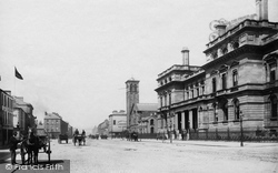 Belfast, Corporation Square 1897