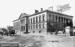 Belfast, Custom House 1897