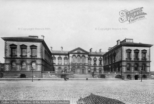 Photo of Belfast, Custom House 1897