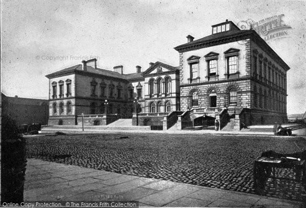 Photo of Belfast, Custom House c.1910