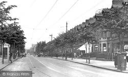 Belfast, Duncairin Gardens 1936