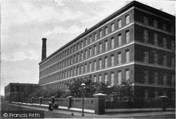 Belfast, Edenderry Spinning Factory c.1910
