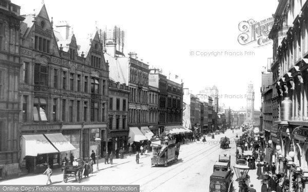 Photo of Belfast, High Street 1897