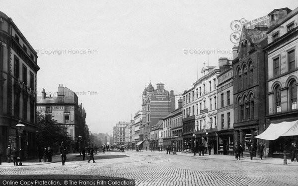 Photo of Belfast, High Street 1897