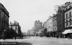 Belfast, High Street 1897