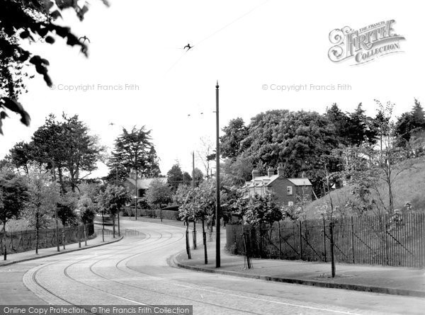 Photo of Belfast, Massey Avenue, The Road To Stormont 1936