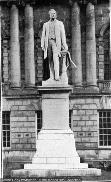 Photo of Belfast, Memorial To Sir E.J.Harland, Bart c.1910