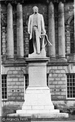 Belfast, Memorial To Sir E.J.Harland, Bart c.1910