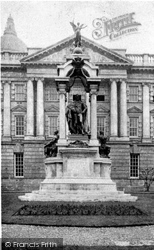 Belfast, Memorial To The First Marquis Of Dufferin And Ava c.1910
