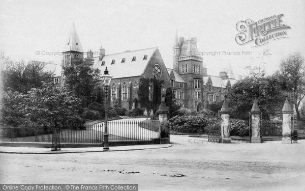 Photo of Belfast, Methodist College 1897